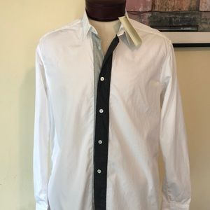 NWT Barena Venezia white button down shirt